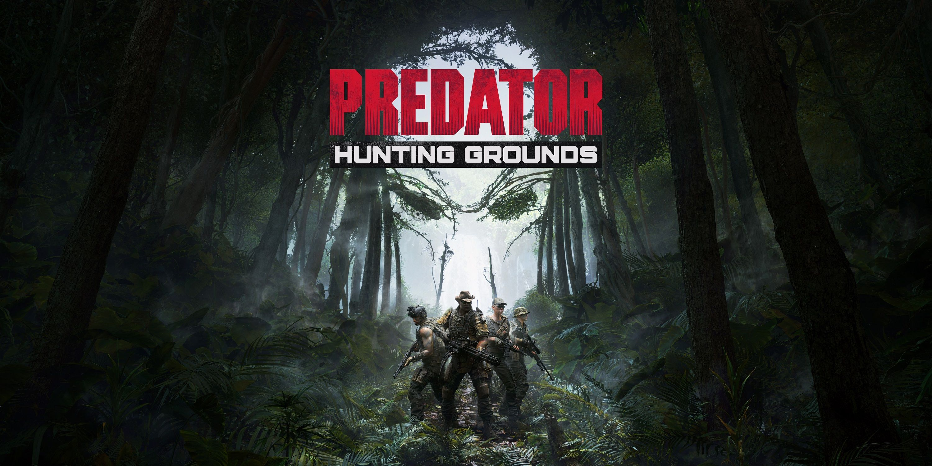 Predator Hunting Grounds Key Art - Predator: Hunting Grounds Review