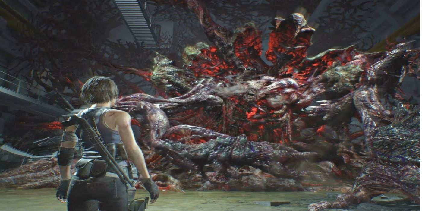 resident evil 3 remake nemesis final form