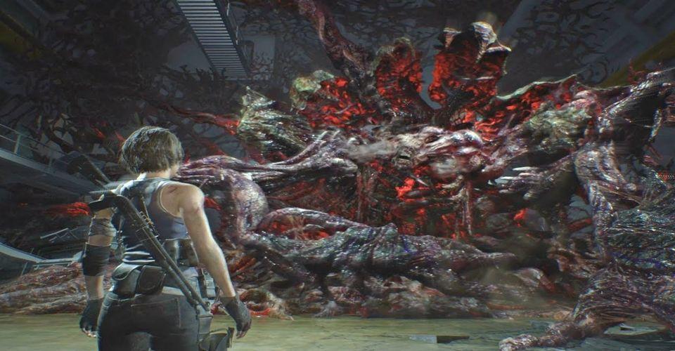 Resident Evil 3 Nemesis Final Form Boss Fight Guide