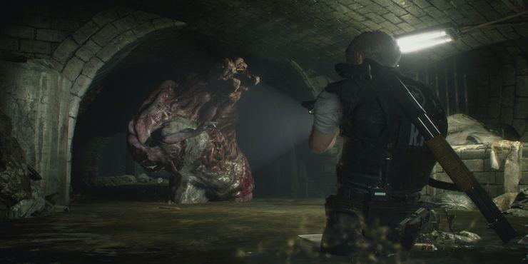 Resident Evil 4 Remake S Dev Team Will Be Larger Than Resident