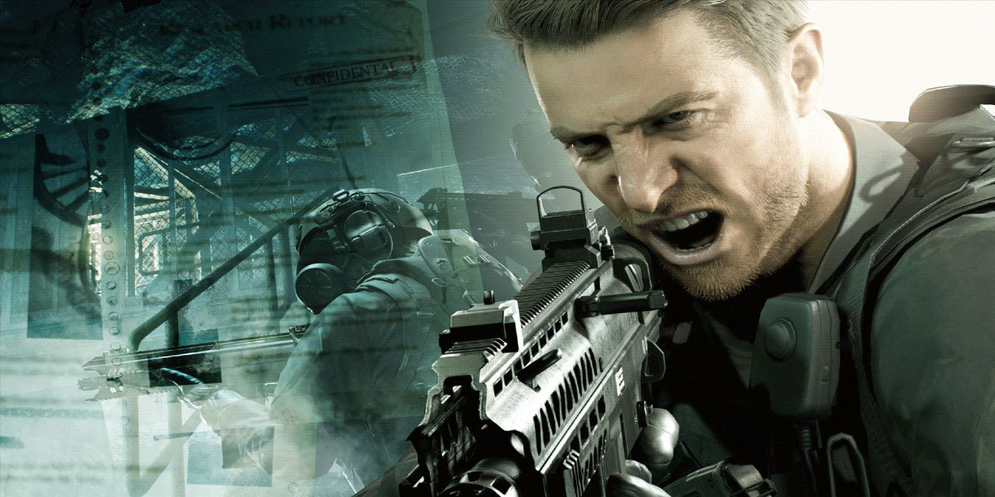 Resident Evil 8 Could Star Redesigned Chris In Early 2021