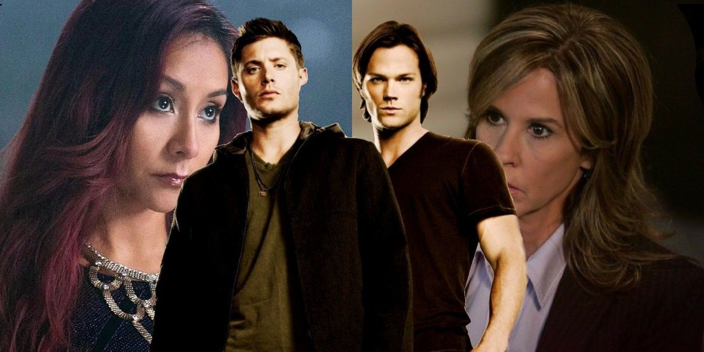 Supernatural Every Celebrity Cameo Guest Appearance