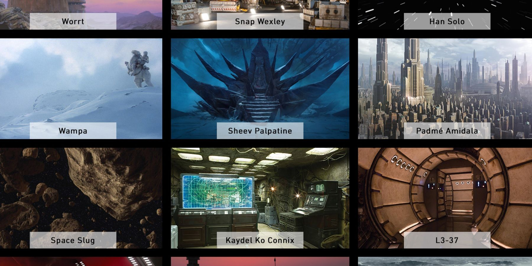 Star Wars Backgrounds For Hosting Your Next Zoom Call In A Far