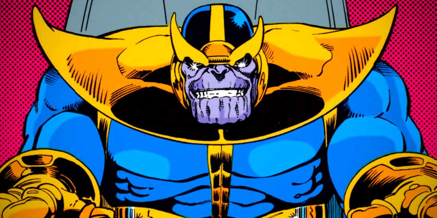 Marvel's First Thanos Comic Made An AMAZING Mistake | Screen Rant