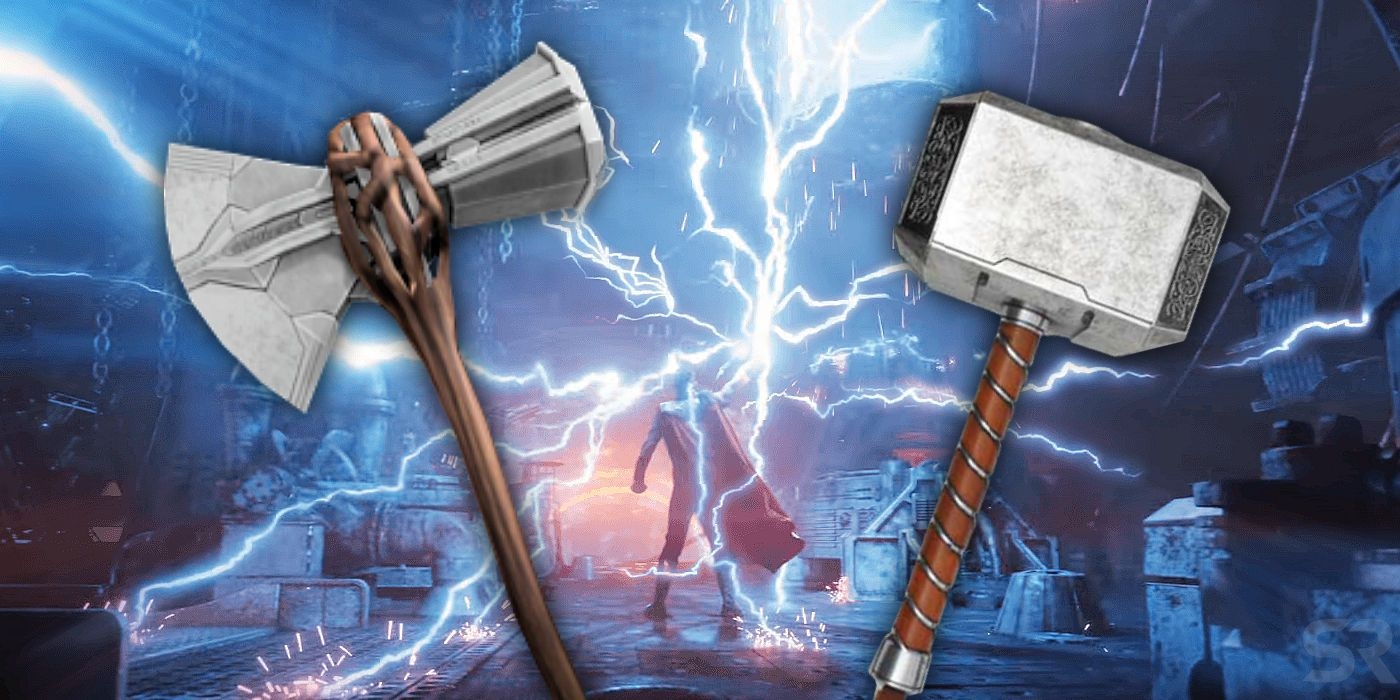 Thor Why Mjolnir Is More Important Than Stormbreaker Despite