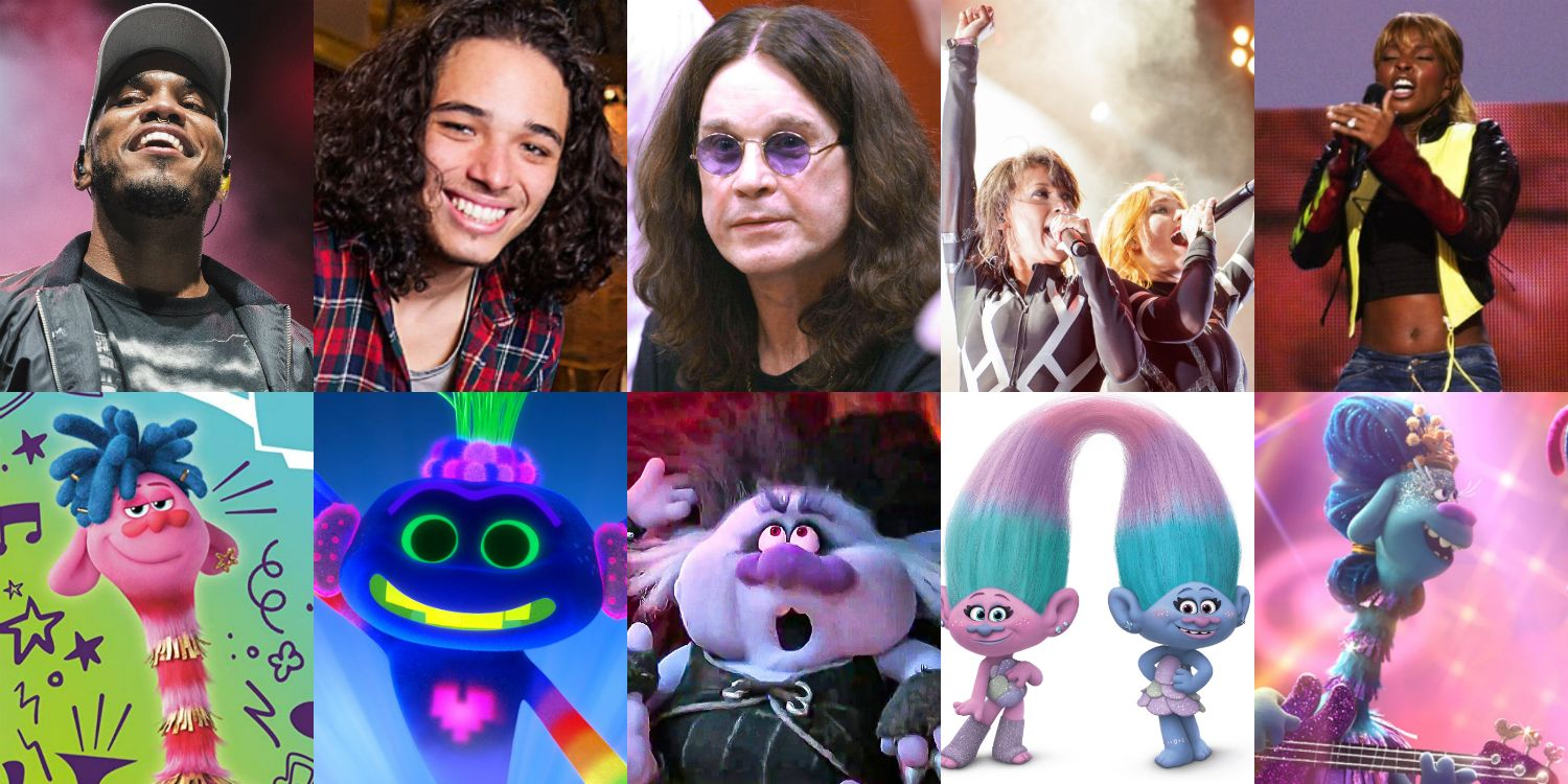 Trolls World Tour Voice Cameos Every Artist That Appears In The Sequel