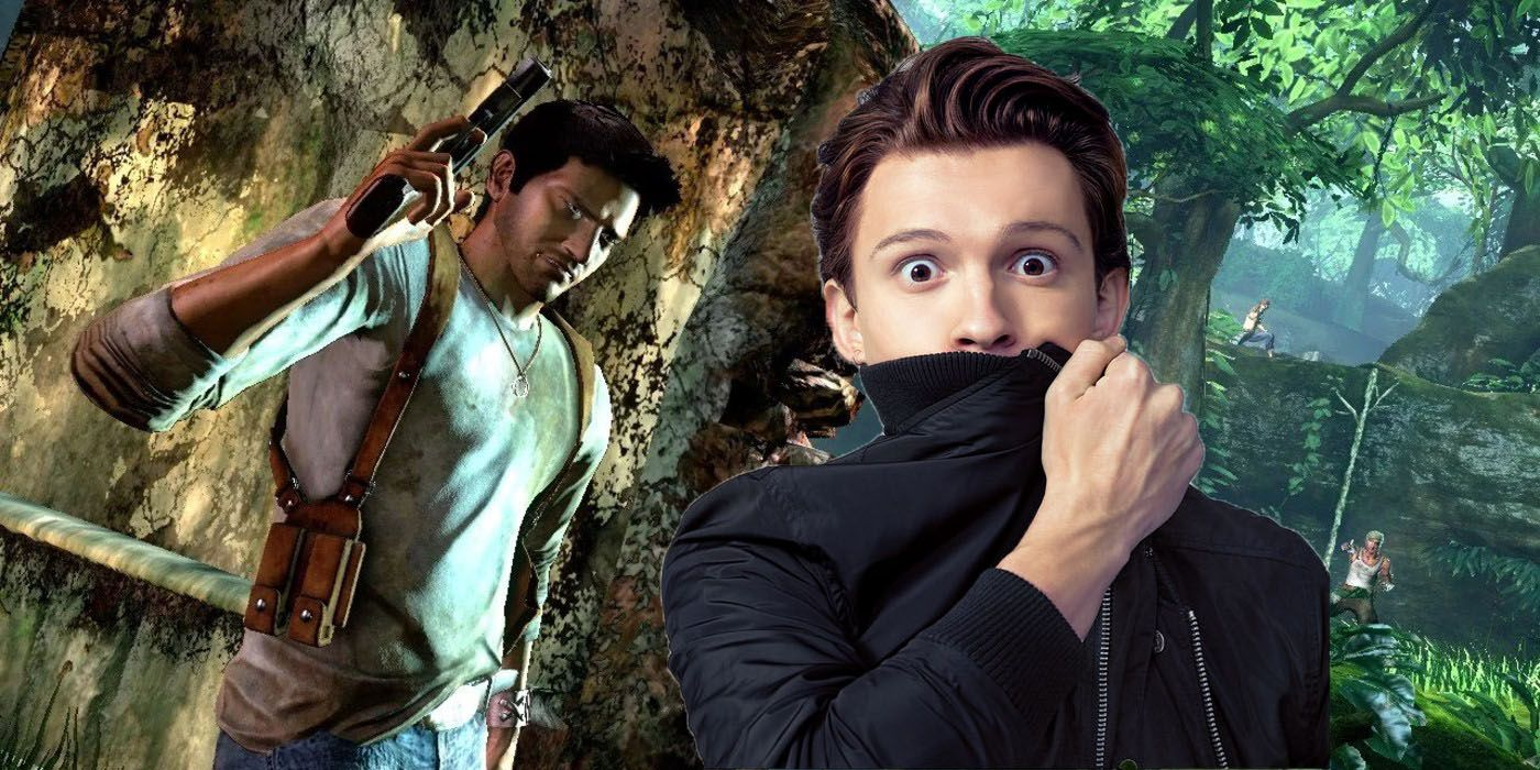 Why A Young Uncharted Movie With Tom Holland Is A Bad Idea