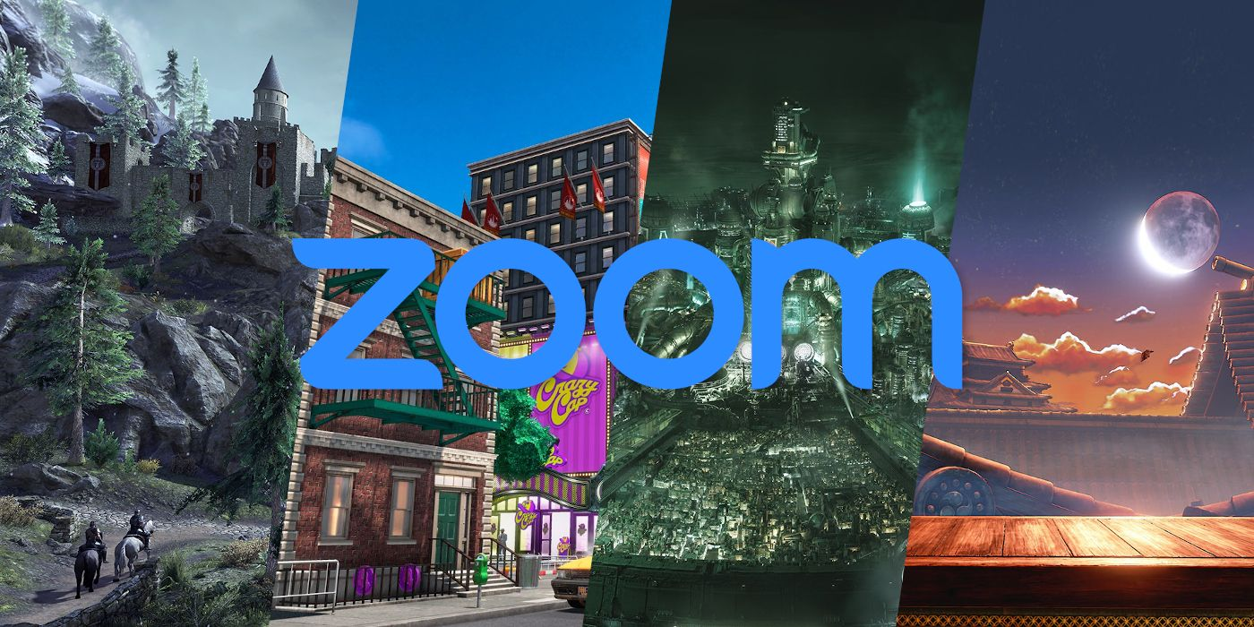 Amazing Free Zoom Video Game Backgrounds From Official Companies