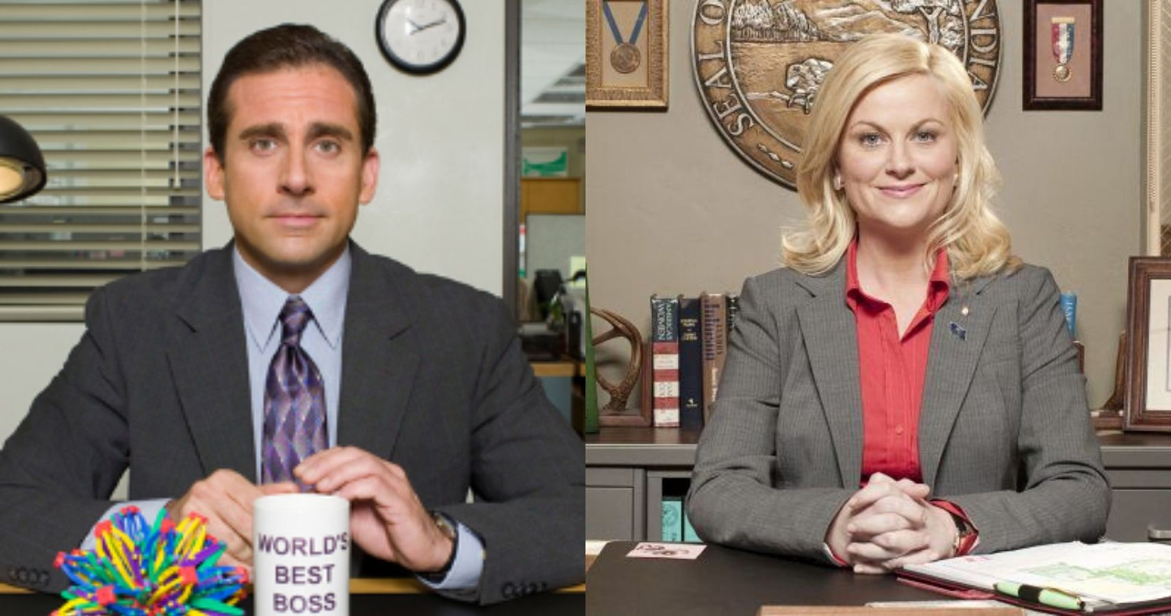 Parks & Rec Vs Dundler Mifflin: 5 Reasons Leslie Knope Is The World's Greatest Boss (& 5 Reasons It's Michael Scott)