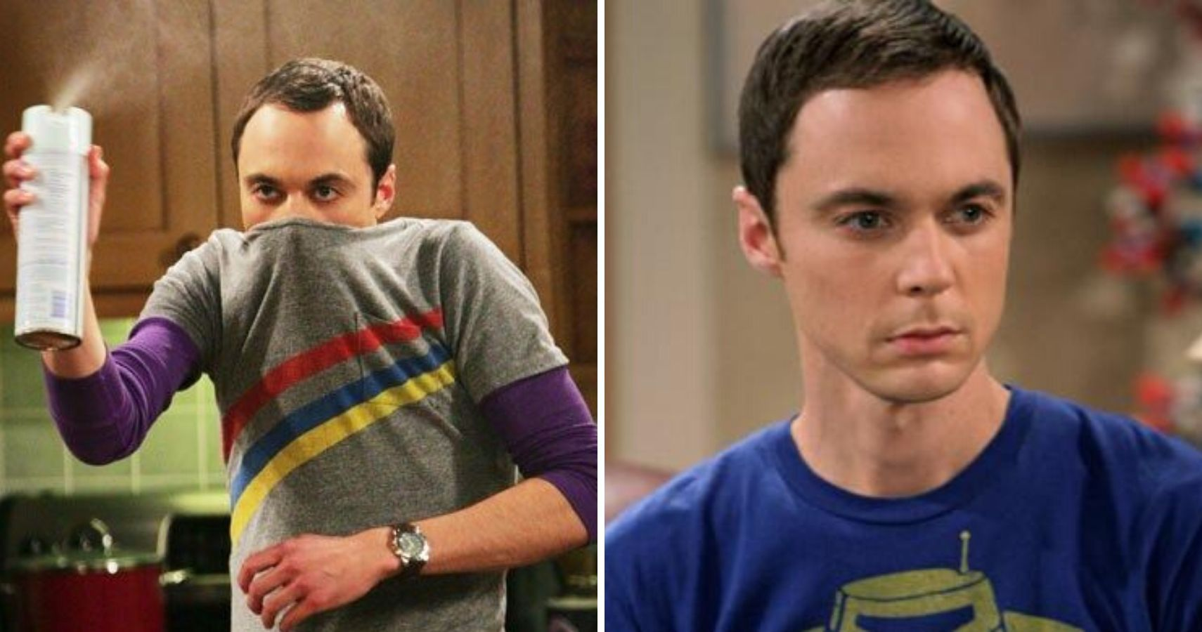 "lady/'s Ex Store /""Big Bang Theory/"" Comic Book super hero quips T Shirts"