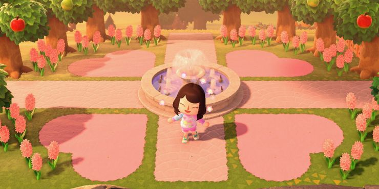 Front Yard Design Ideas Tips In Animal Crossing New Horizons
