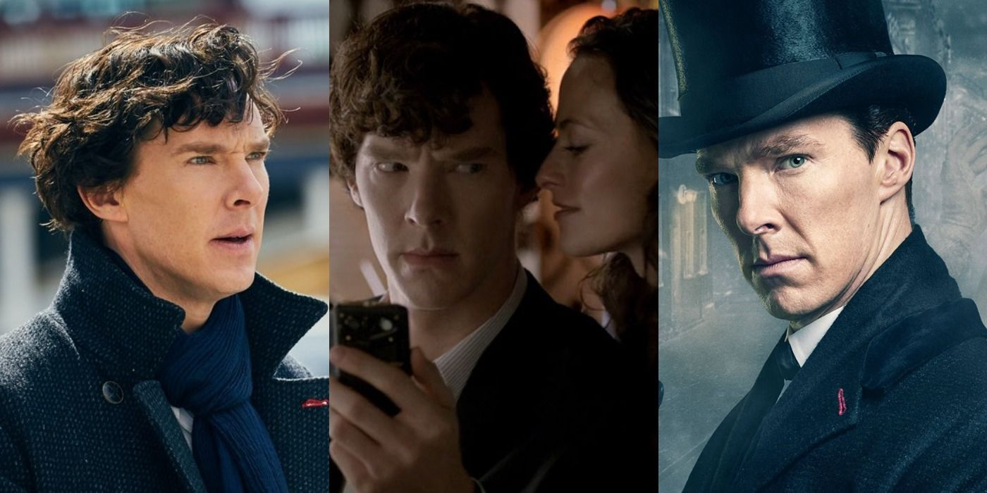 Sherlock Holmes Serie Bbc