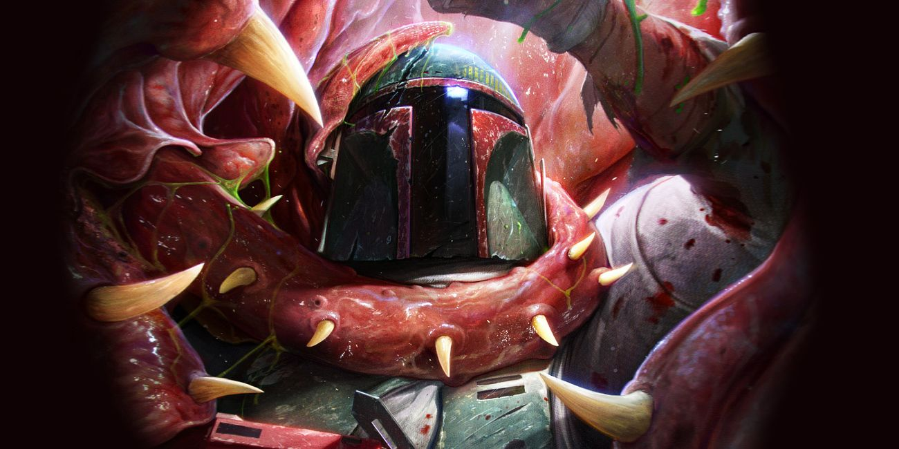 Star Wars Comic Shows How Boba Fett 'Survived' The Sarlacc