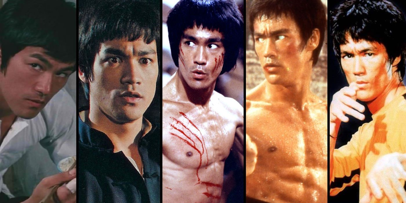 All 5 Bruce Lee Movies Ranked, Worst To Best | Screen Rant