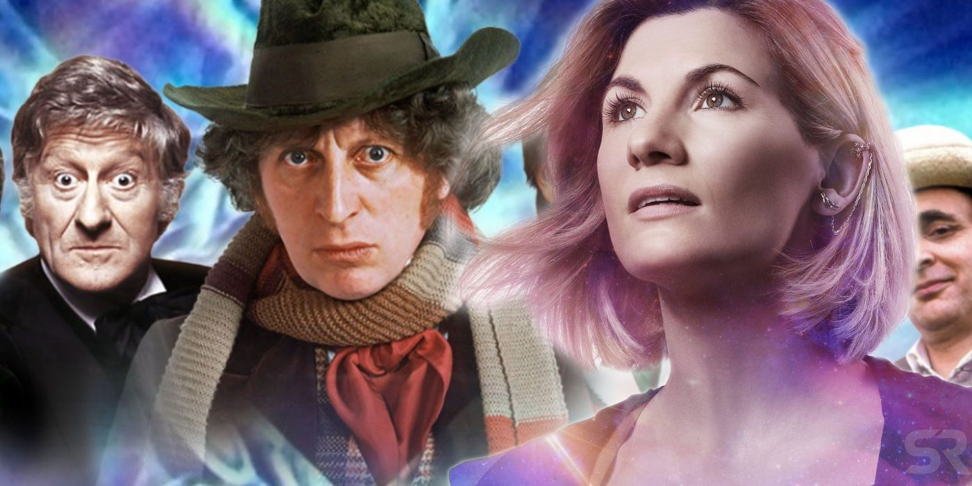 Doctor Who's Timeless Child Twist Put Classic Series Above New Who