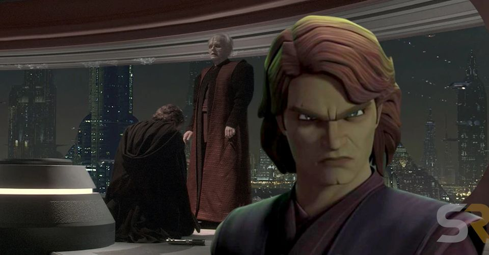 Clone Wars Uses Hayden Christensen S Revenge Of The Sith Dialogue With A Twist
