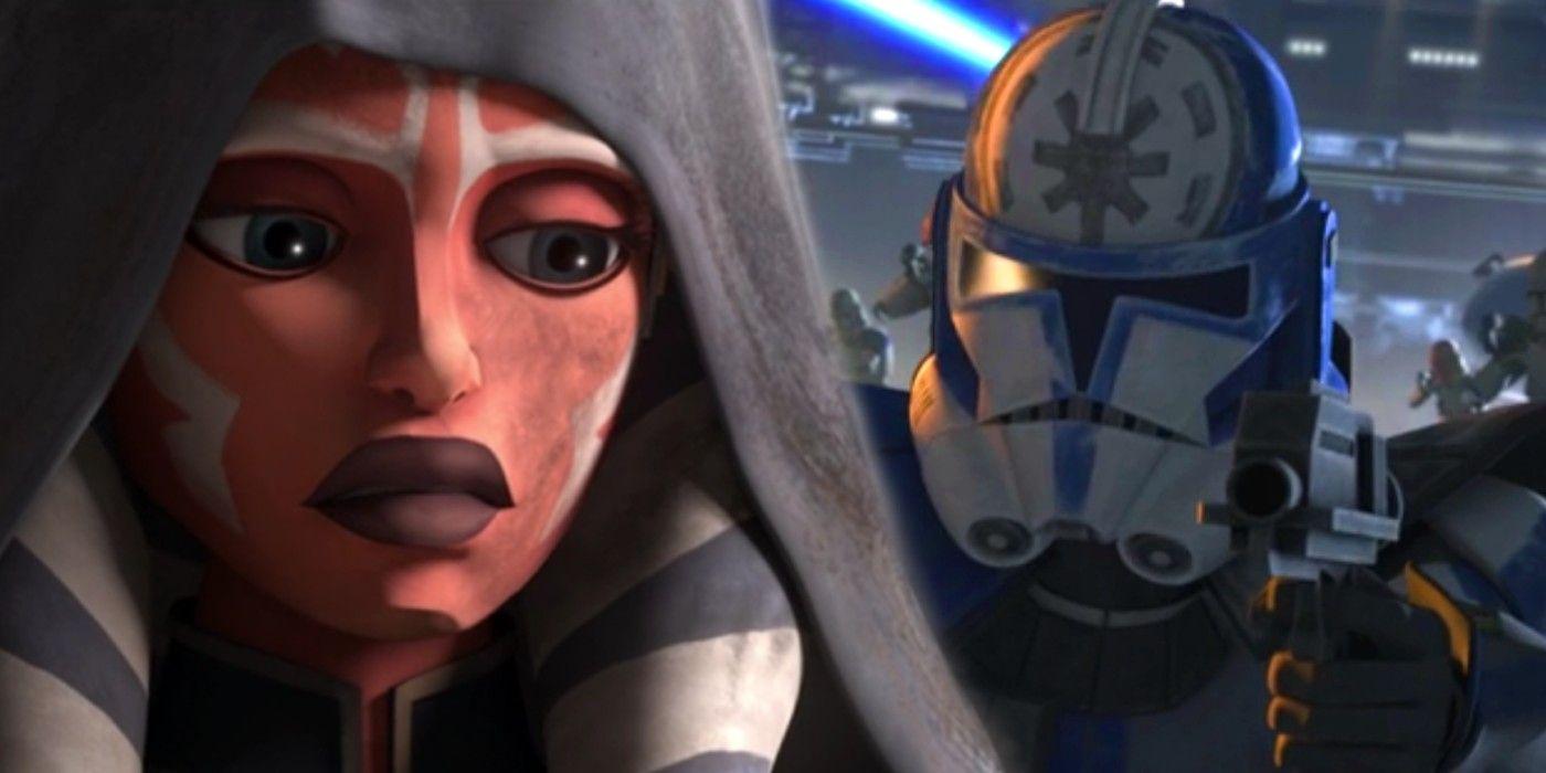 Star Wars The Clone Wars Ending Spoiler S Final Scene Explained