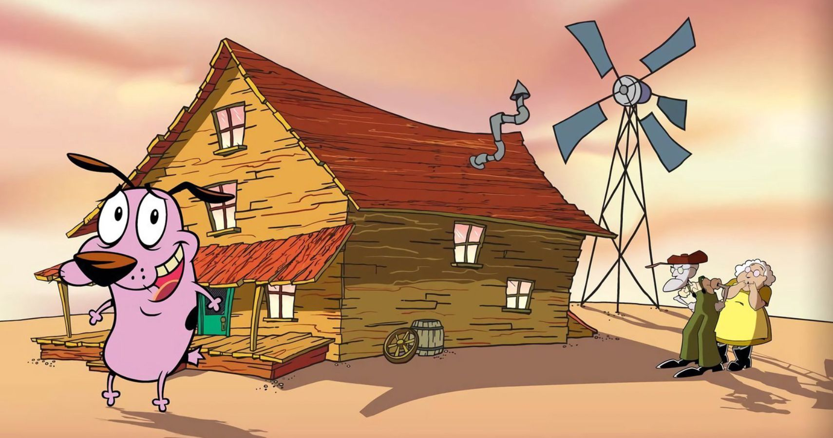 Courage The Cowardly Dog: 10 Best Episodes From The Cartoon ...
