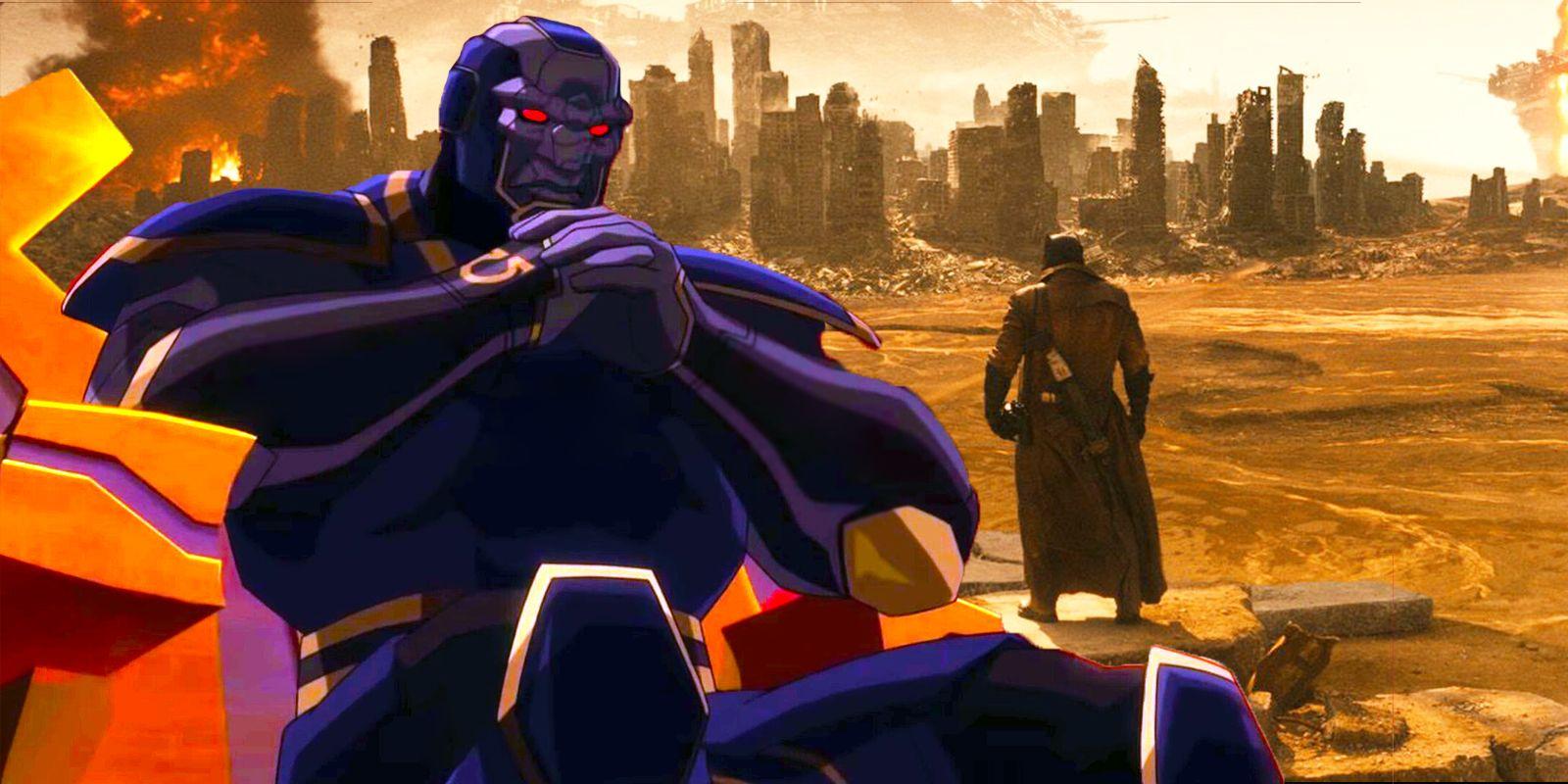Justice League Dark Everything Apokolips War Takes From Snyder S Dceu Plarko