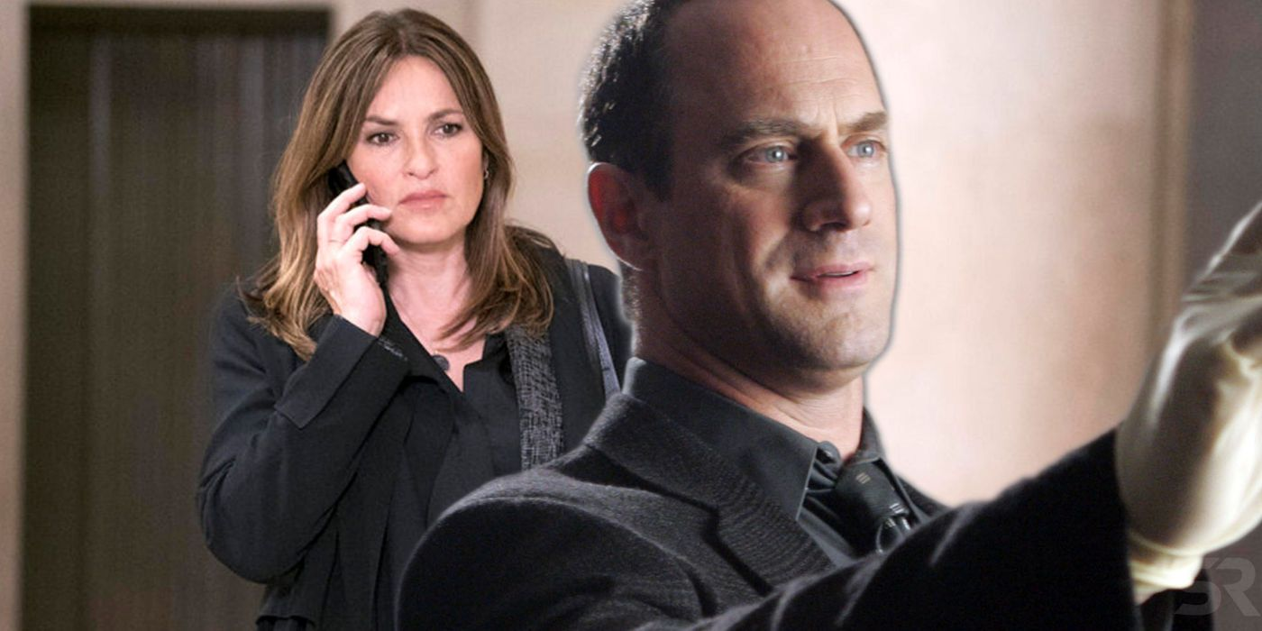 Law & Order SVU: Why Stabler Left After Season 12 | Screen