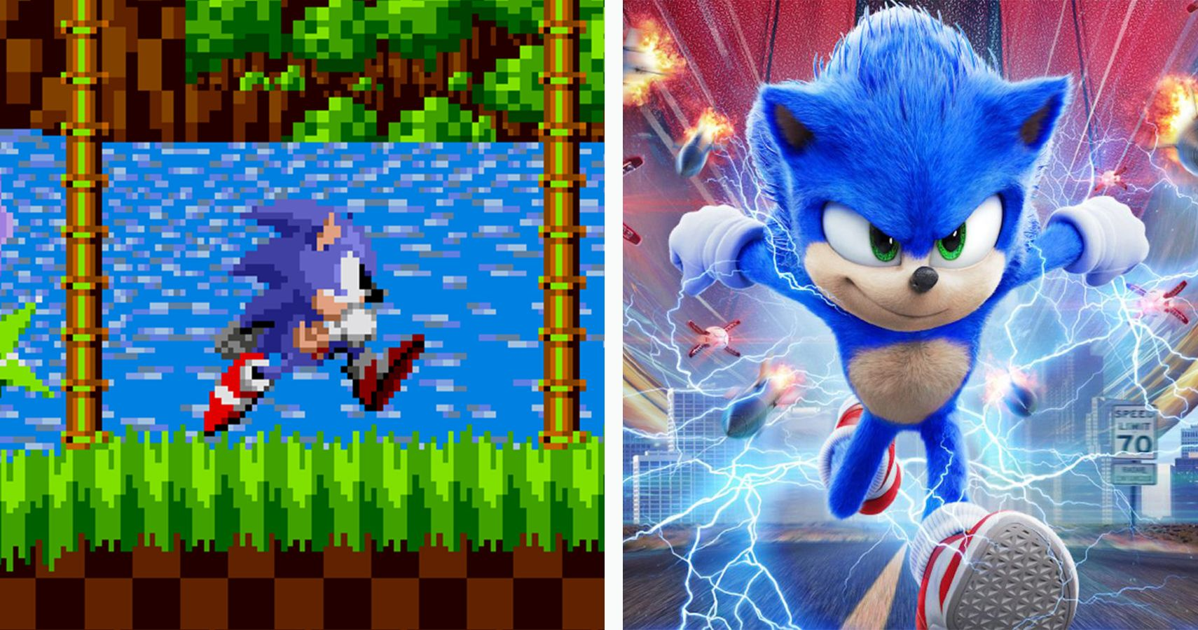 Sonic The Hedgehog Movie 10 Changes They Made To The Characters From The Games