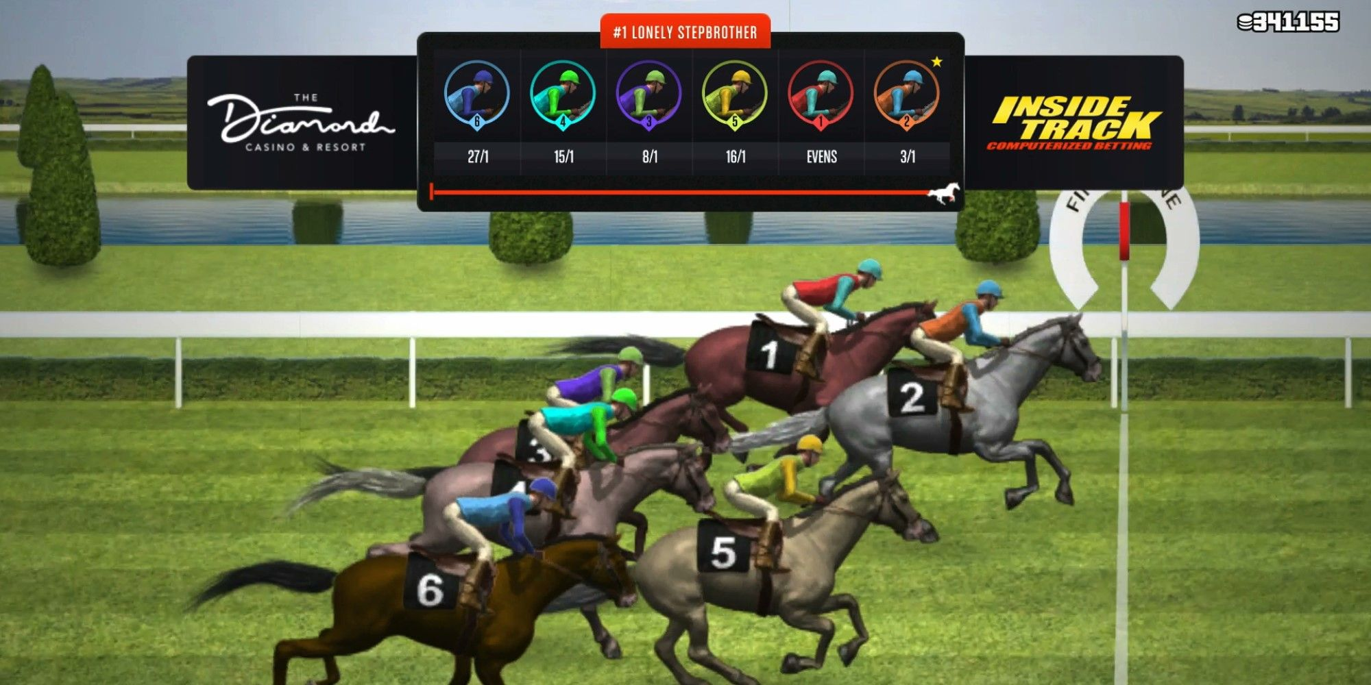 Online horse racing games betting tips c.i.s. investments
