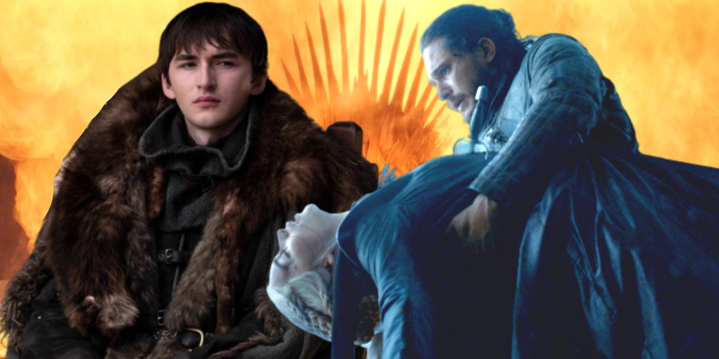 Game of Thrones Ended 1 Year Ago Today: What The Backlash Got Wrong