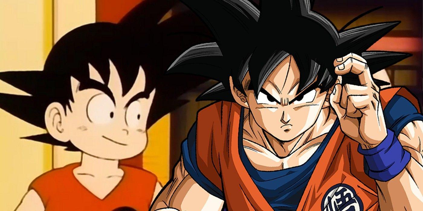 Goku (Dragon Ball) 3D Origami | Pekeño ♥ | 700x1400