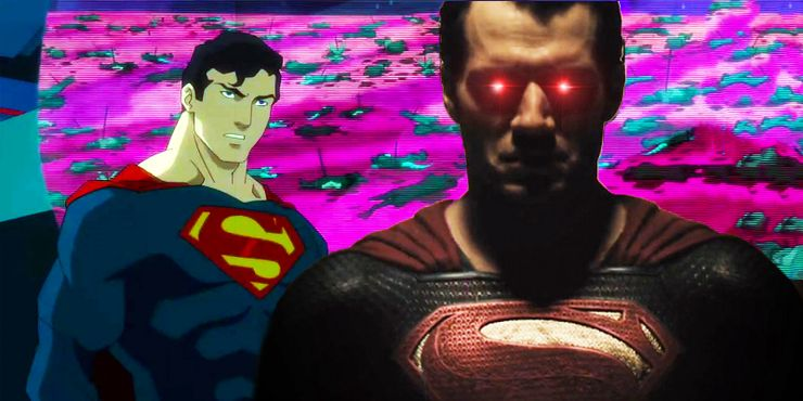 Liga da Justiça Sombria (Justice League Dark): Tudo o que a Guerra de Apokolips (Apokolips War) leva do DCEU de Snyder 2