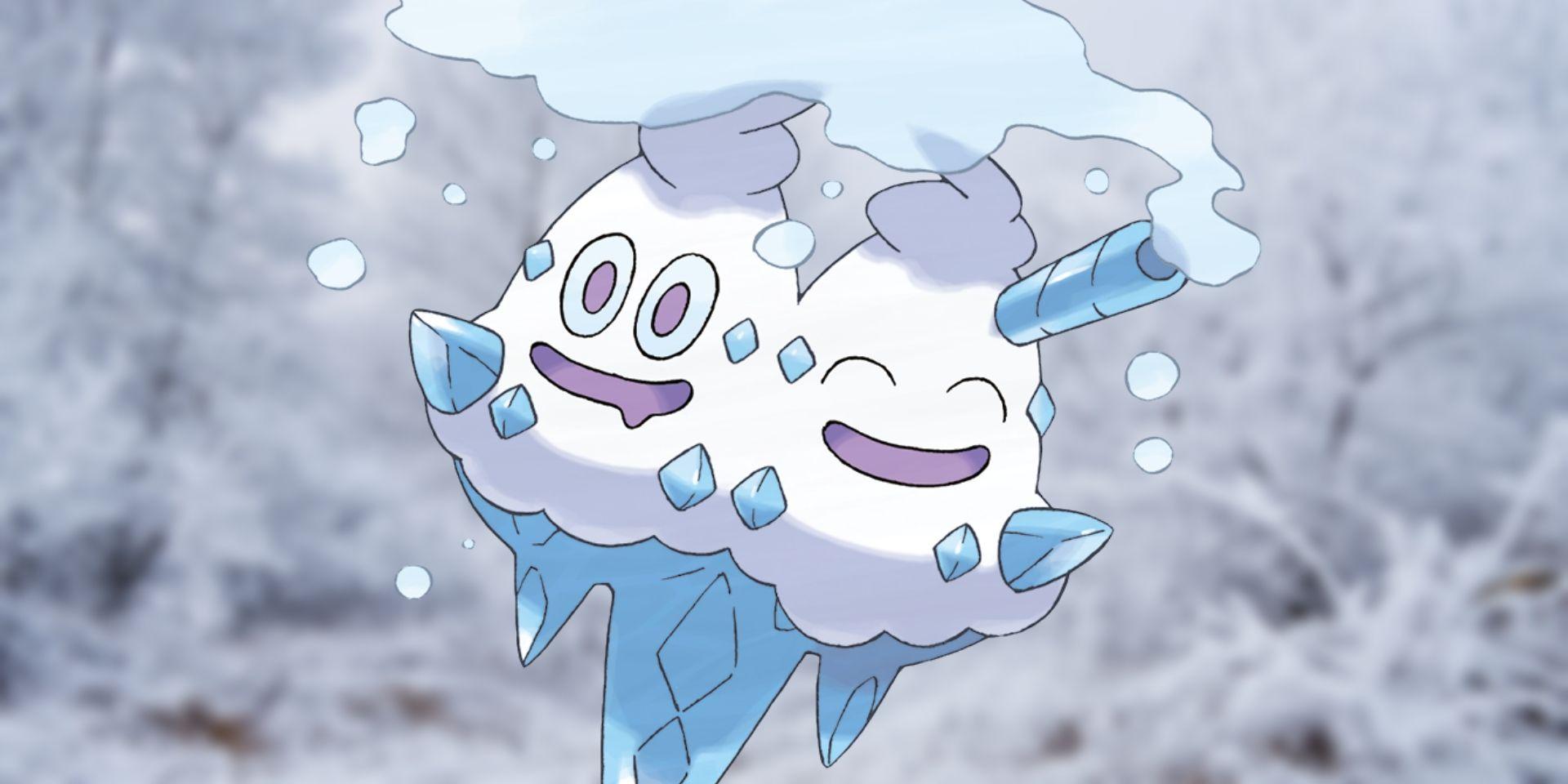 Why Fans Hate The Ice Cream Pokémon, Vanilluxe, Vanillish & Vanillite