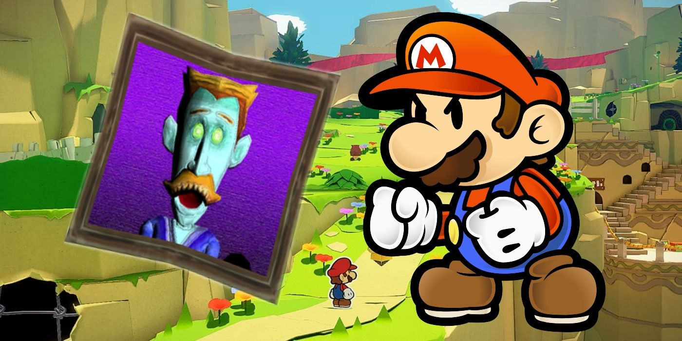 Paper Mario Theory: Why The Origami King's Universe Is Made Of Paper
