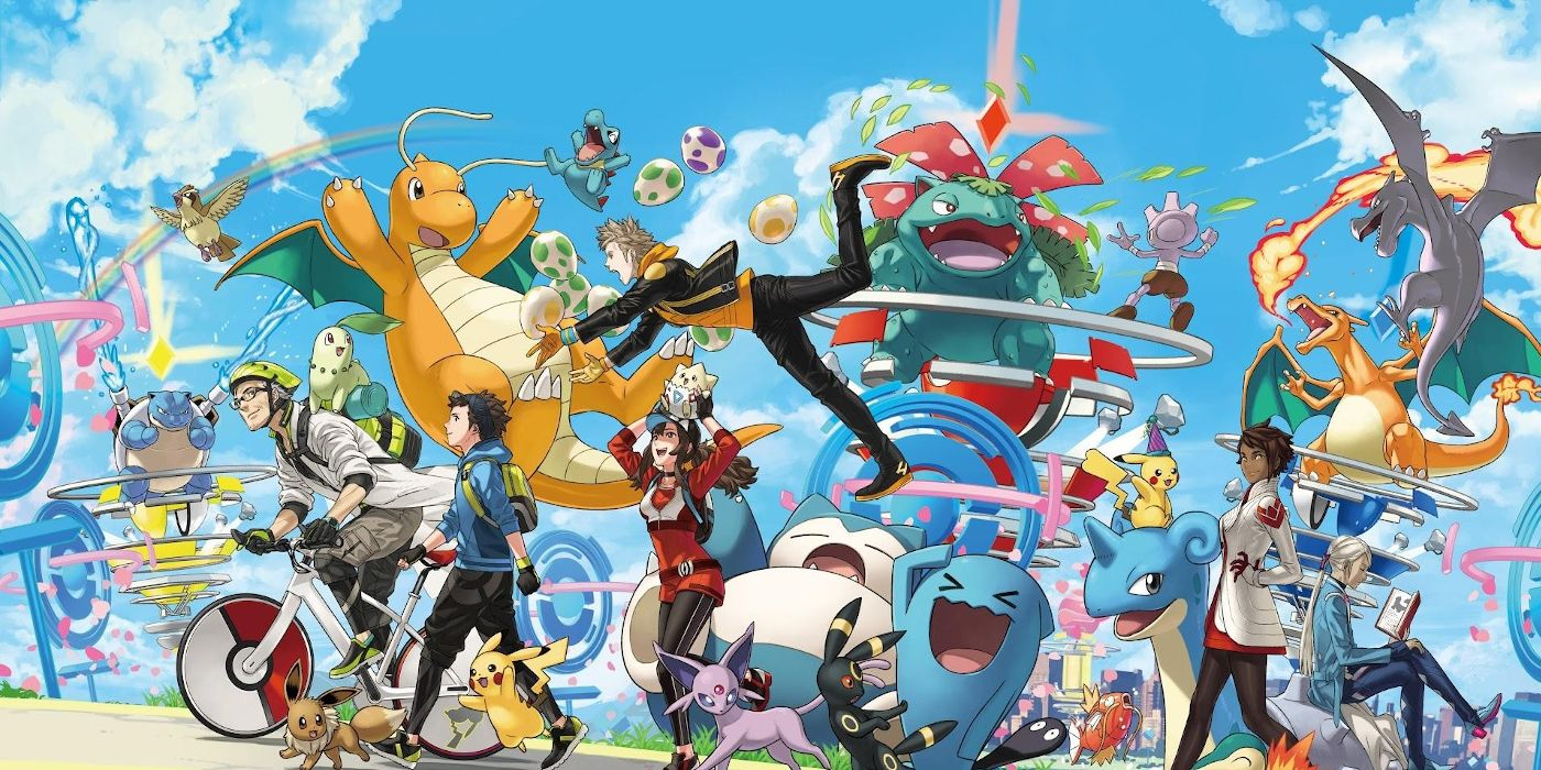 Pokémon GO Lowers Requirements For Reviewing Pokéstops and Gyms