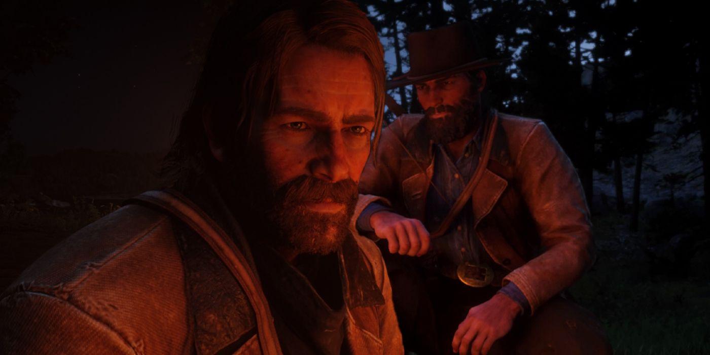 29+ Arthur Morgan Long Hair And Beard Wallpapers