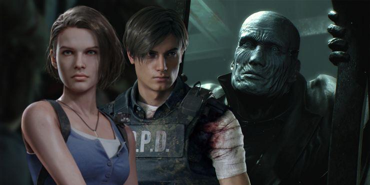 Resident Evil 3 Vs Re2 Remake Is Nemesis Or Mr X The Better