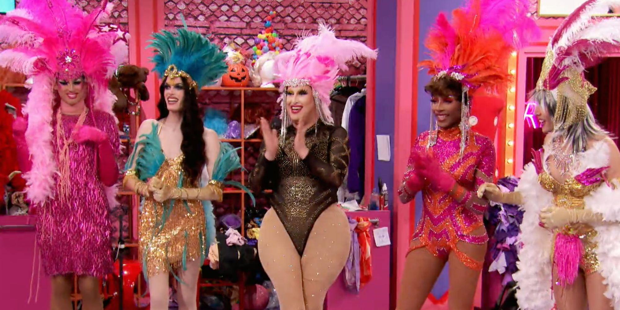 RuPaul's Drag Race: Sherry Pie Says Bye Before Lip Sync Zoom Finale