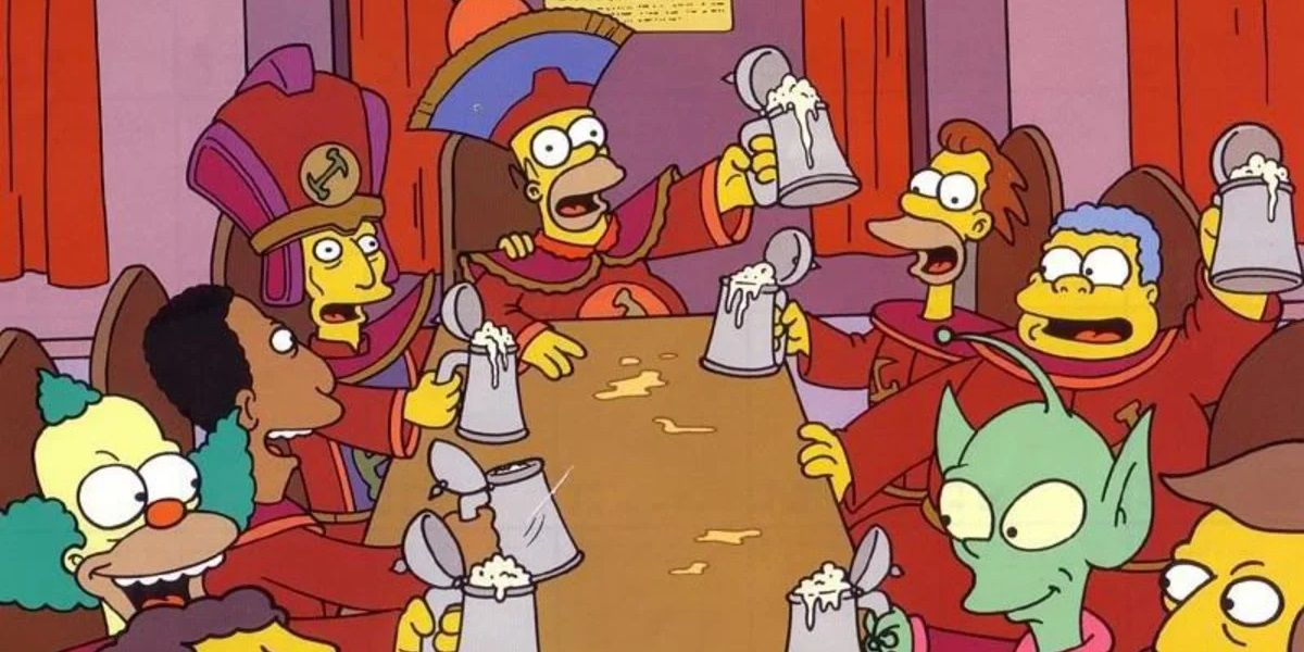 Os Simpsons: Os dez episódios mais engraçados de Homer classificados 4