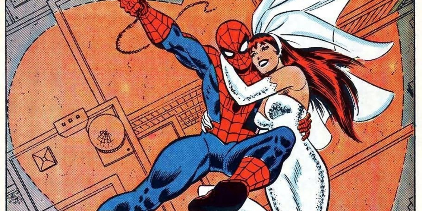 Spider Man S Marriage Is More Tragic Than Fans Realize