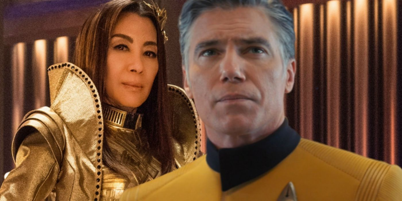Star Trek: Strange New Worlds Can Solve Pike's Mirror Universe Mystery