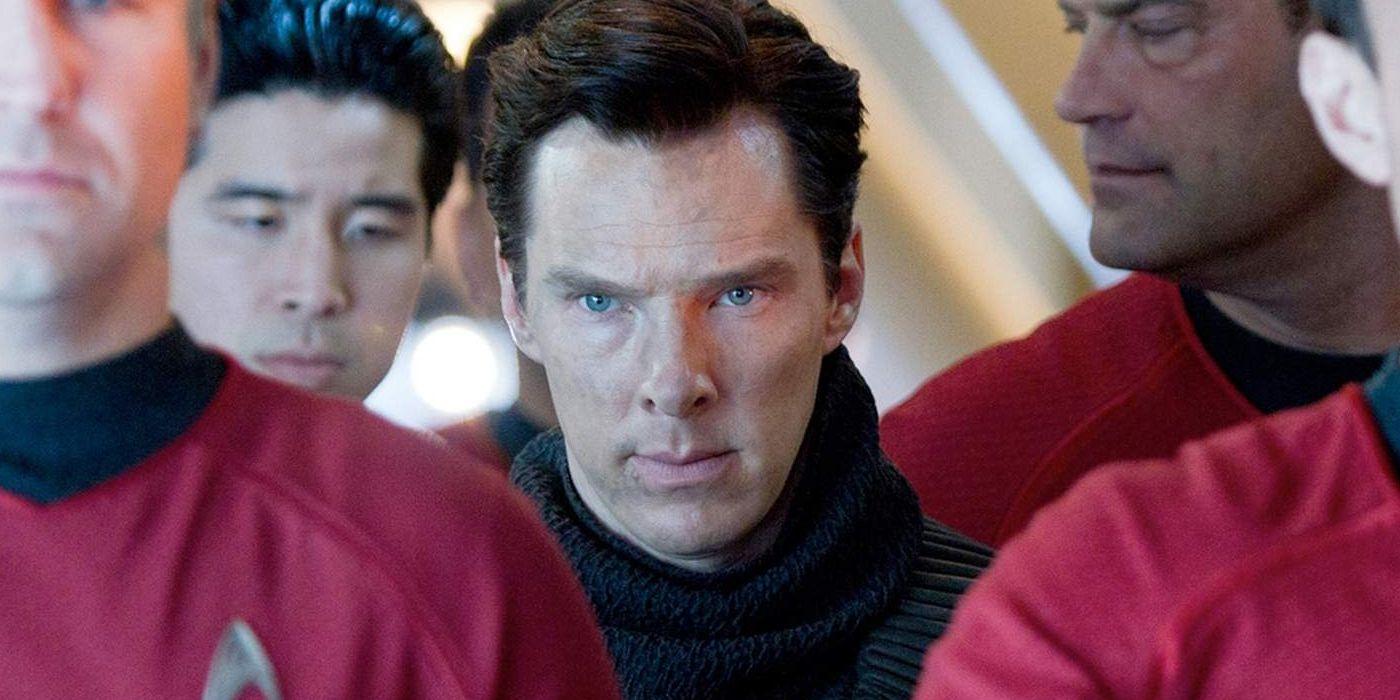 How Star Trek's KHAN Became A Green Lantern Supervillain
