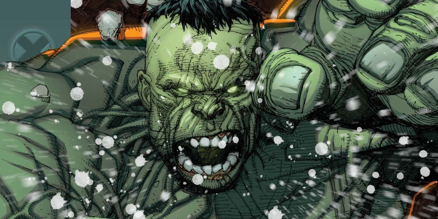 Hulk Once Killed A Marvel Legend With a Single BITE   Screen Rant