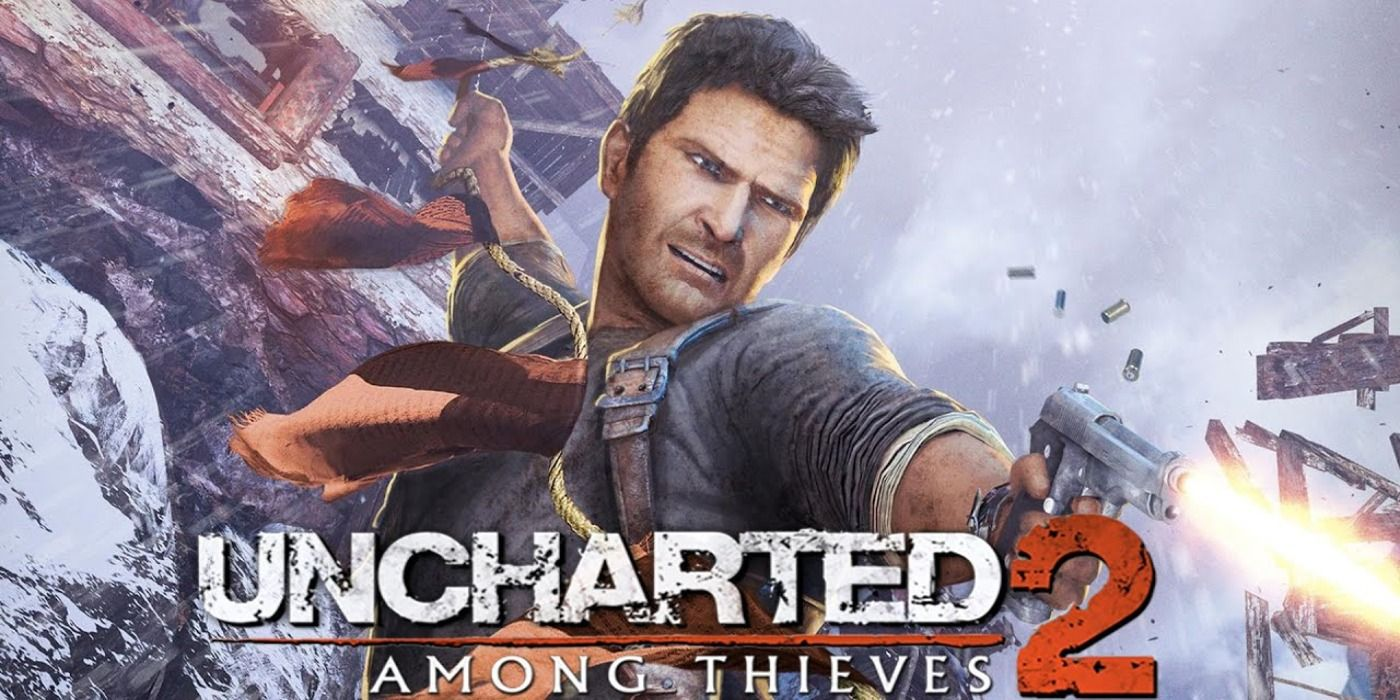 Uncharted 2 How To Defeat The Yetis Screen Rant