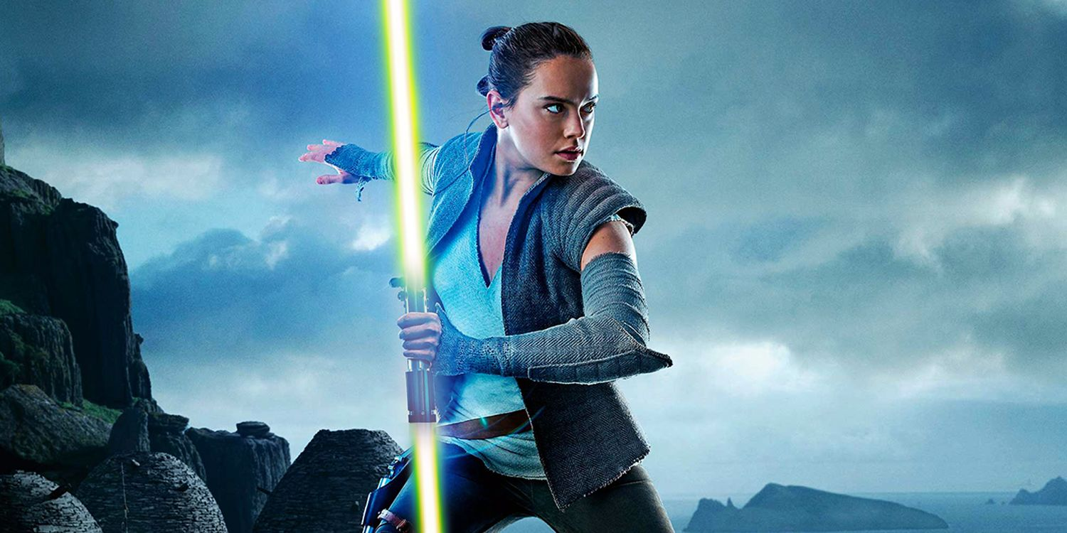 Rise of Skywalker: What Rey's Yellow Lightsaber SHOULD Have Been