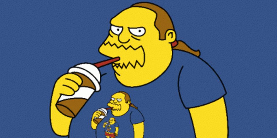 Os Simpsons: 10 coisas que você não sabia sobre o Cara Dos Quadrinhos 3