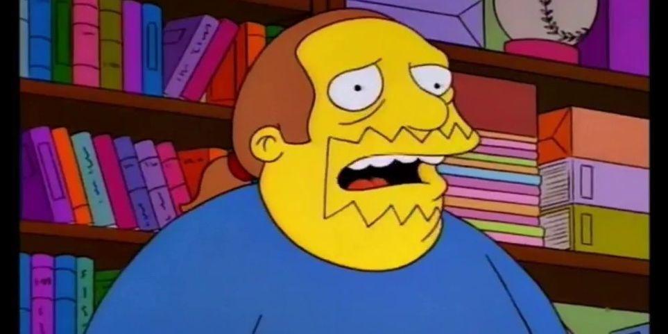 Os Simpsons: 10 coisas que você não sabia sobre o Cara Dos Quadrinhos 10