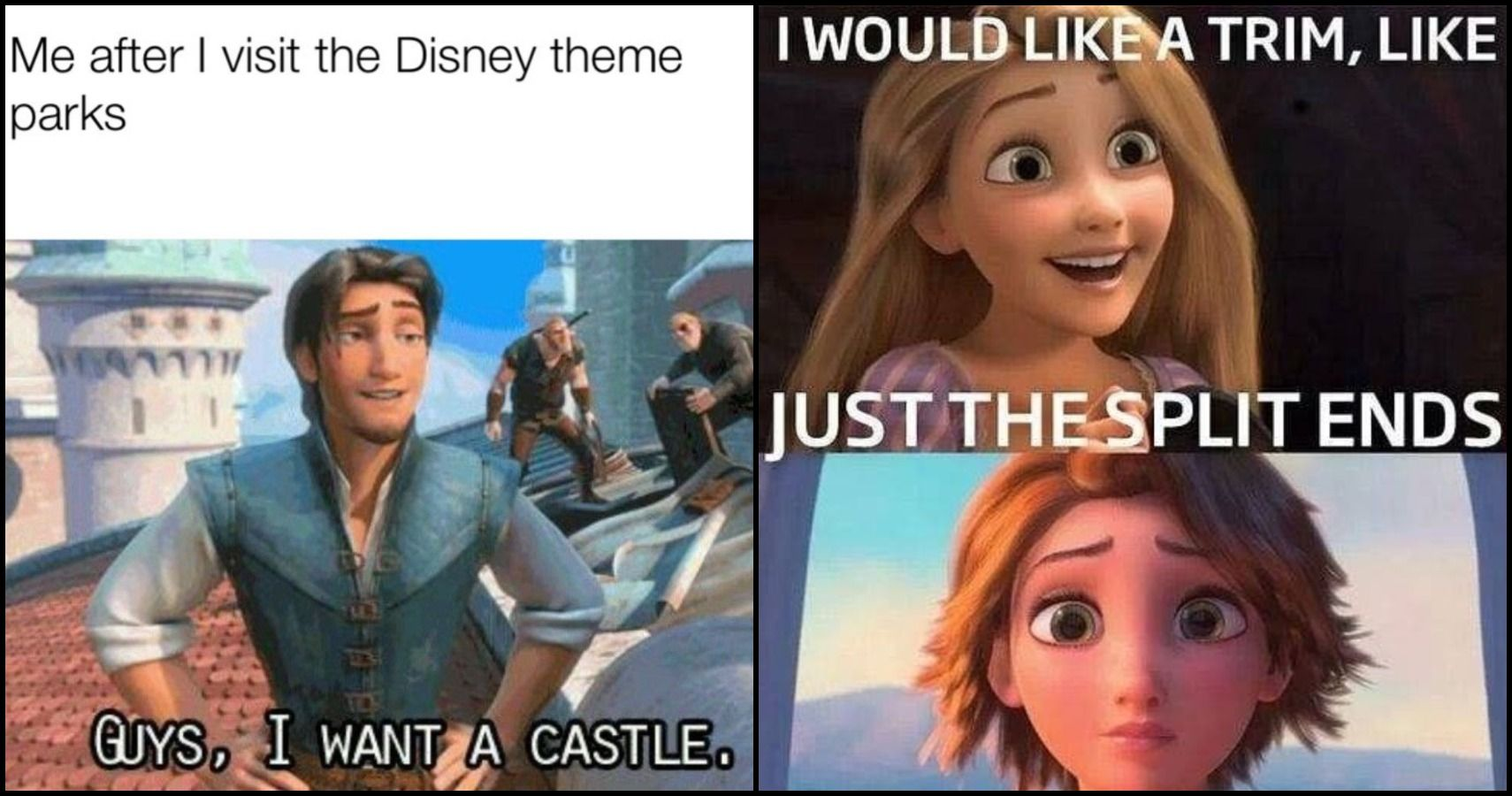 Disney S Tangled 10 Memes That Will Leave Any Disney Fan Cry Laughing