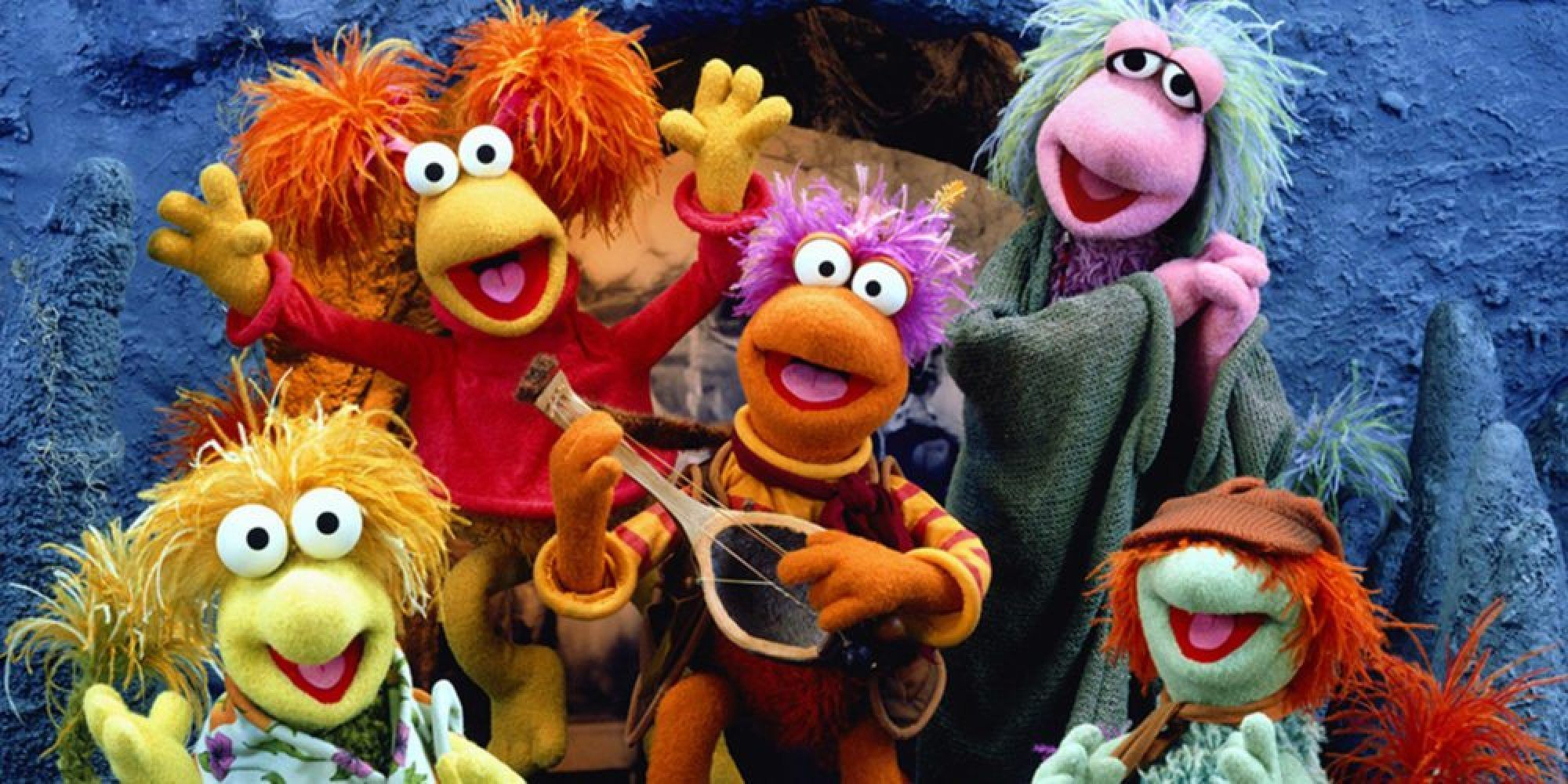 Fraggle Rock Reboot TV Show