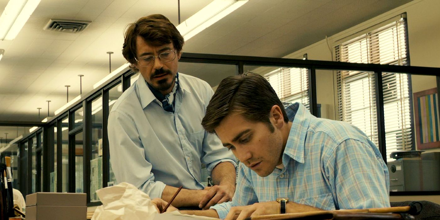 David Fincher Describes Tension With Jake Gyllenhaal On Zodiac Set