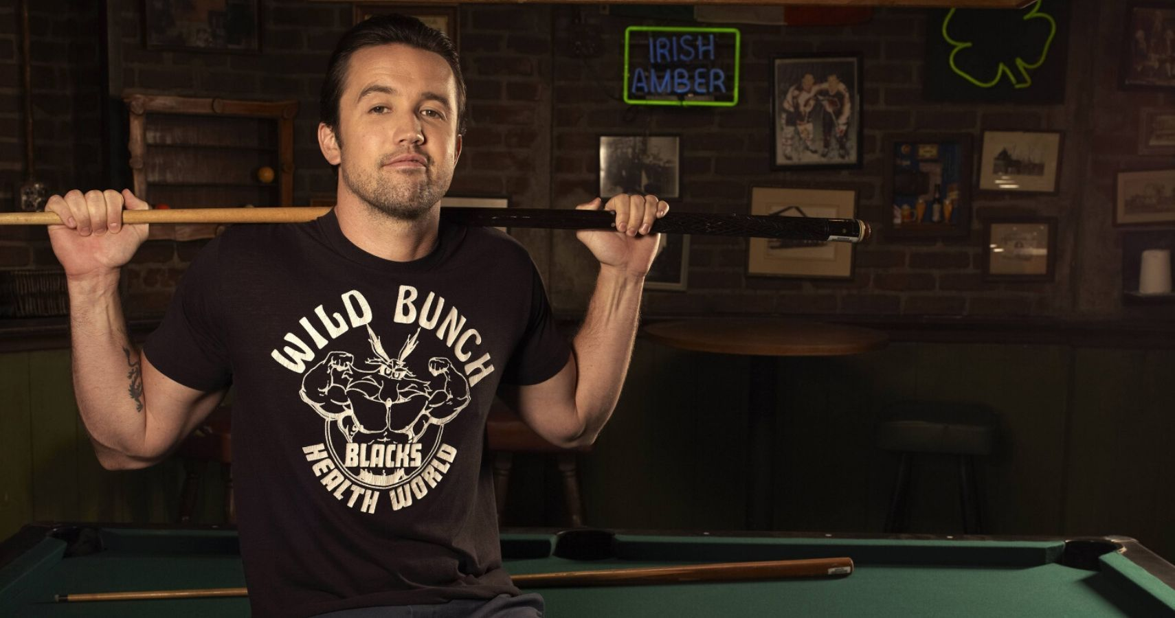 Ryan Reynolds Jokingly Struggles With Saying Rob McElhenney's Name In Birthday Post