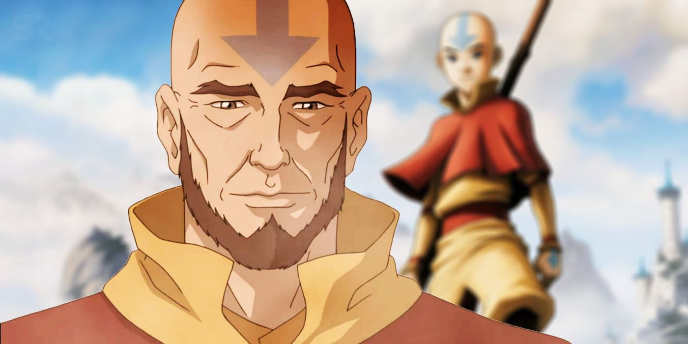 Avatar: How Aang Died After The Last Airbender Ended (& When)