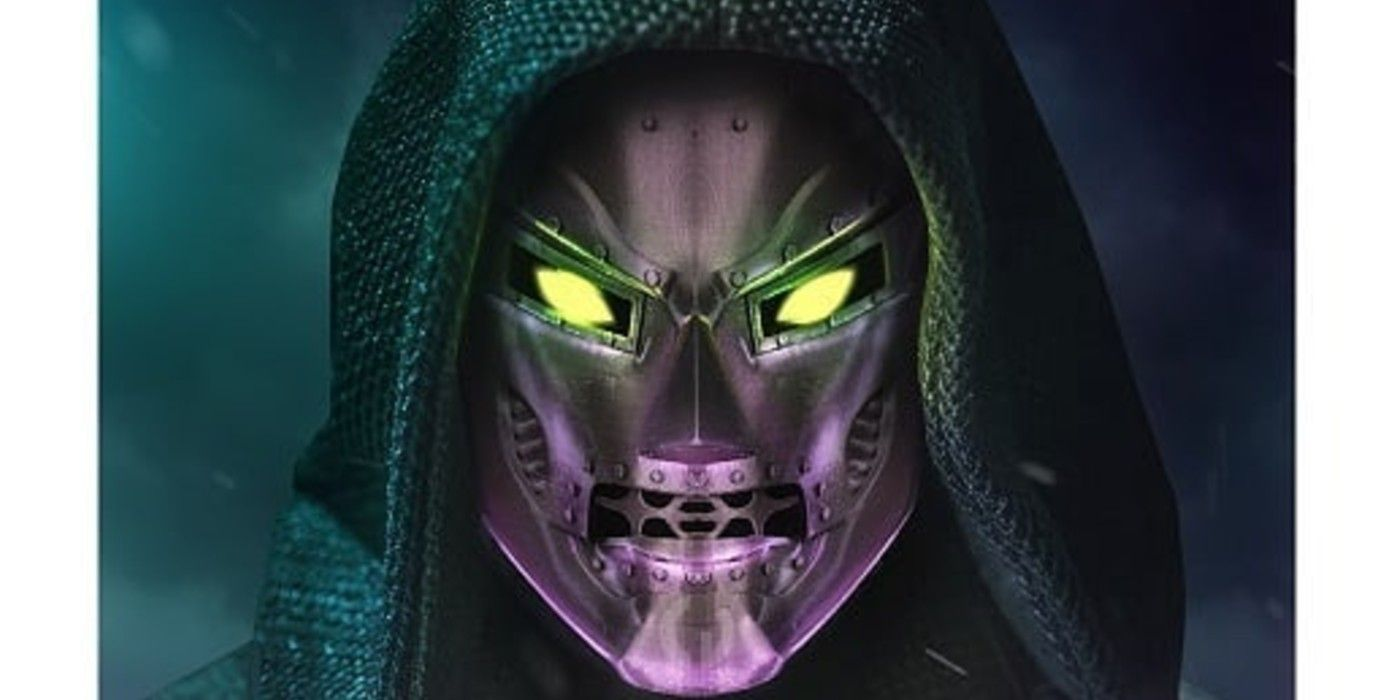 Black Panther 2 Fan Poster Introduces Doctor Doom To The Mcu